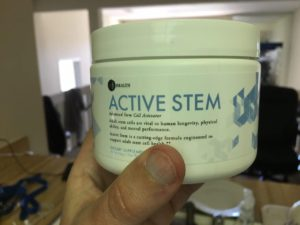 active stem container